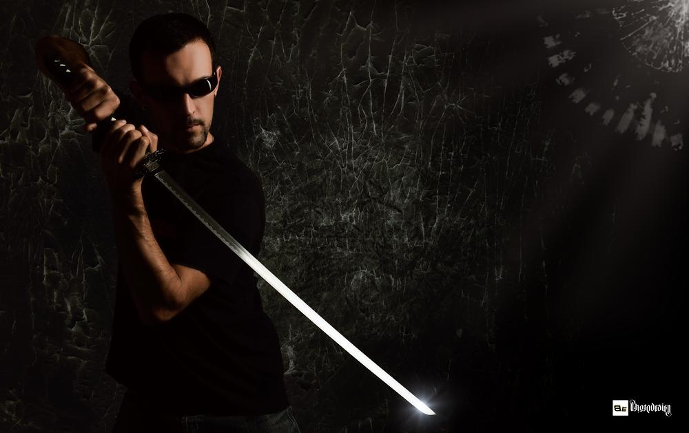 Modern Samurai by odoc22