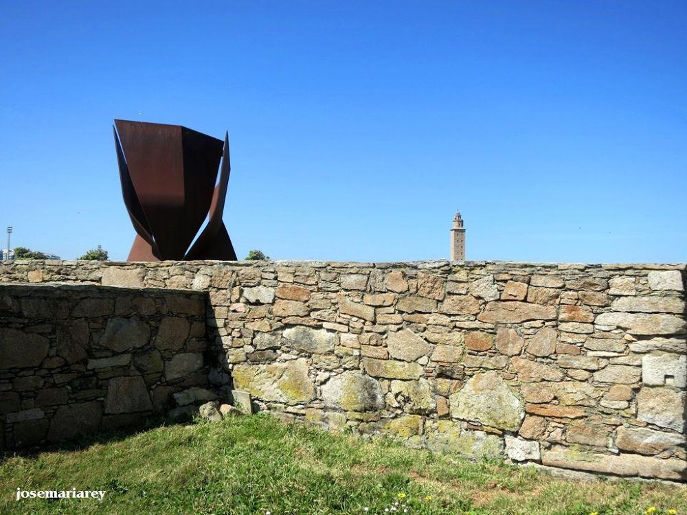 La piedra y el hierro by josemariareymontes