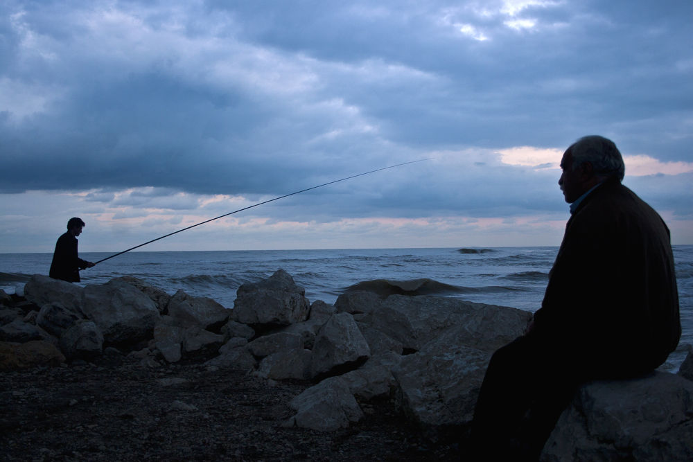 fisher man by saeed bagale asghari