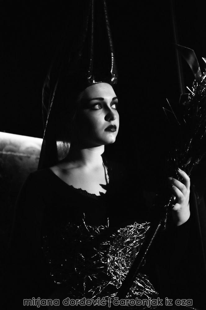 black and white beauty...  by Mirjana Mia