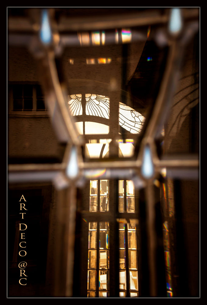 Art deco by ruthchudaskaclemenz