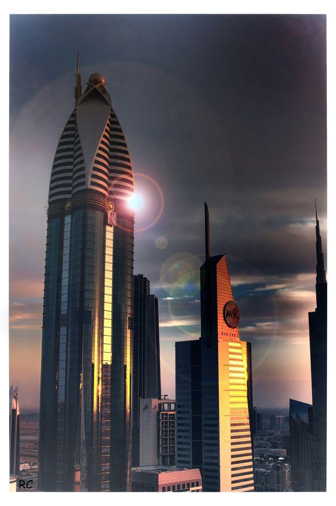High buildings by ruthchudaskaclemenz