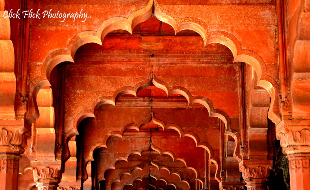 Photo in Architecture #architecture #delhi #red fort #india