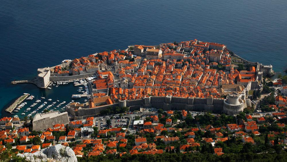 Dubrovnik Old Town by Turan Arslan