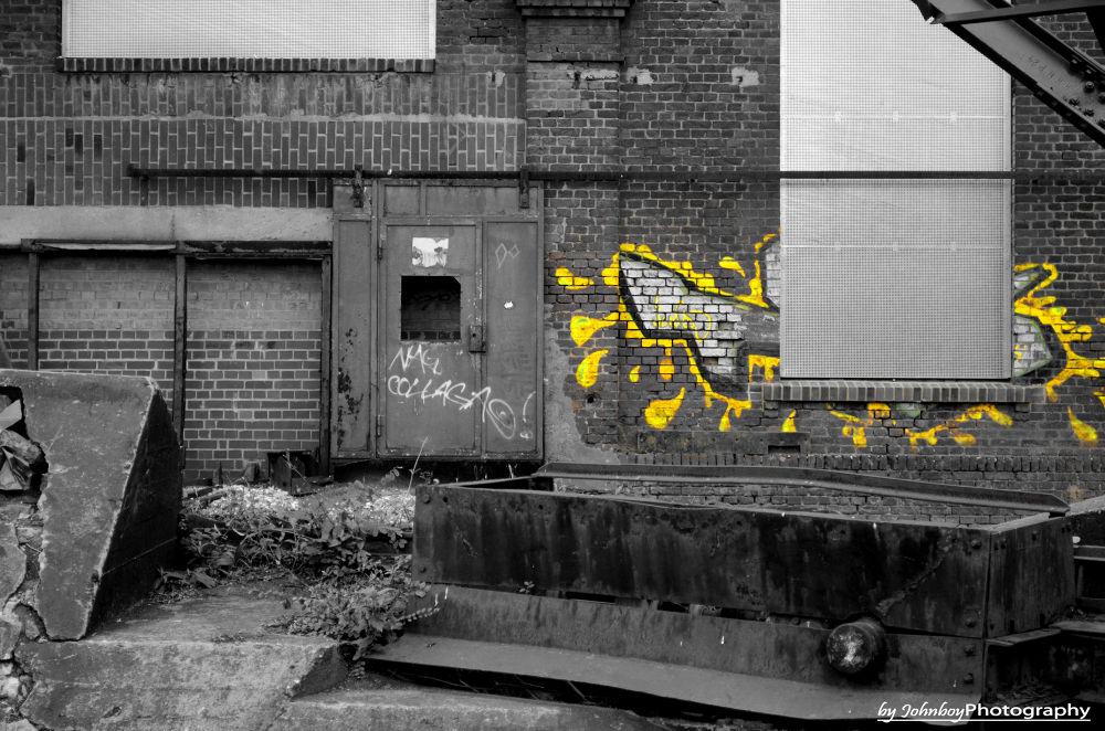 Grafiti by Patrick Schubert