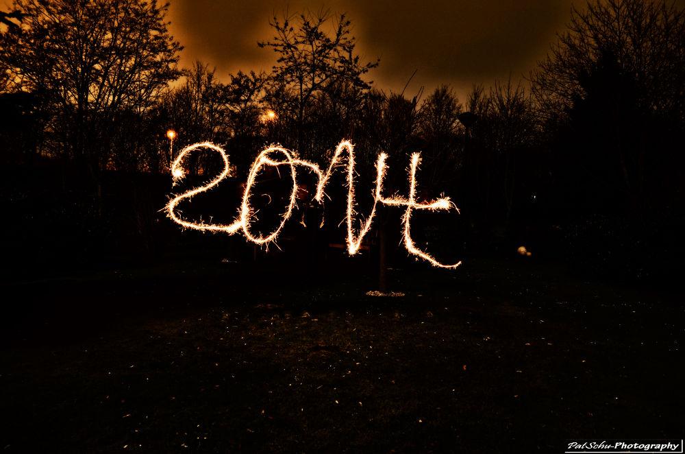 Happy New Year by Patrick Schubert