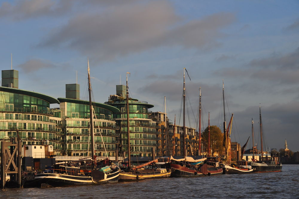 the docks by Alexandra Csuport