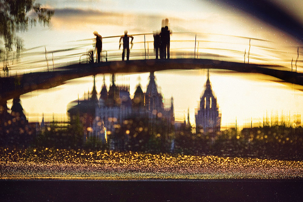 Silhouettes & Reflections by Konstantin Gribov