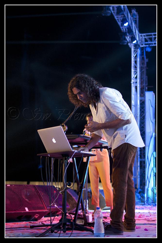 Stage Show by Swami Prem Sangeet ( Sanjay Jaiswal )