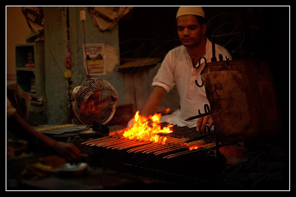 Kabab Center by Swami Prem Sangeet ( Sanjay Jaiswal )