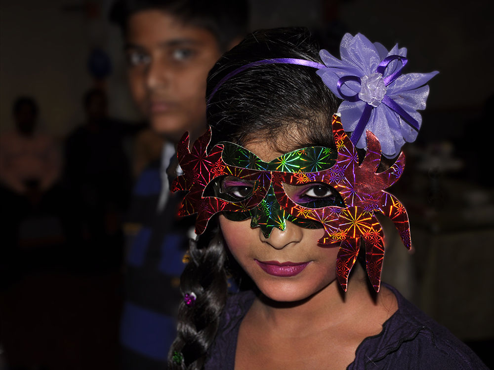 Mask  by Swami Prem Sangeet ( Sanjay Jaiswal )