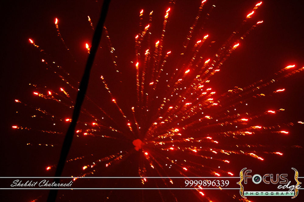 Fire Works by Shobhit Chaturvedi