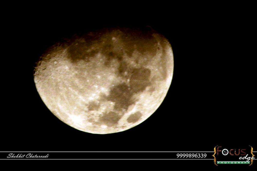 Moon by Shobhit Chaturvedi