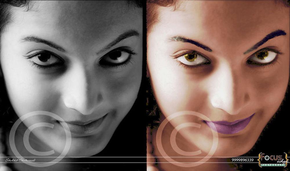 Portrait 3 by Shobhit Chaturvedi