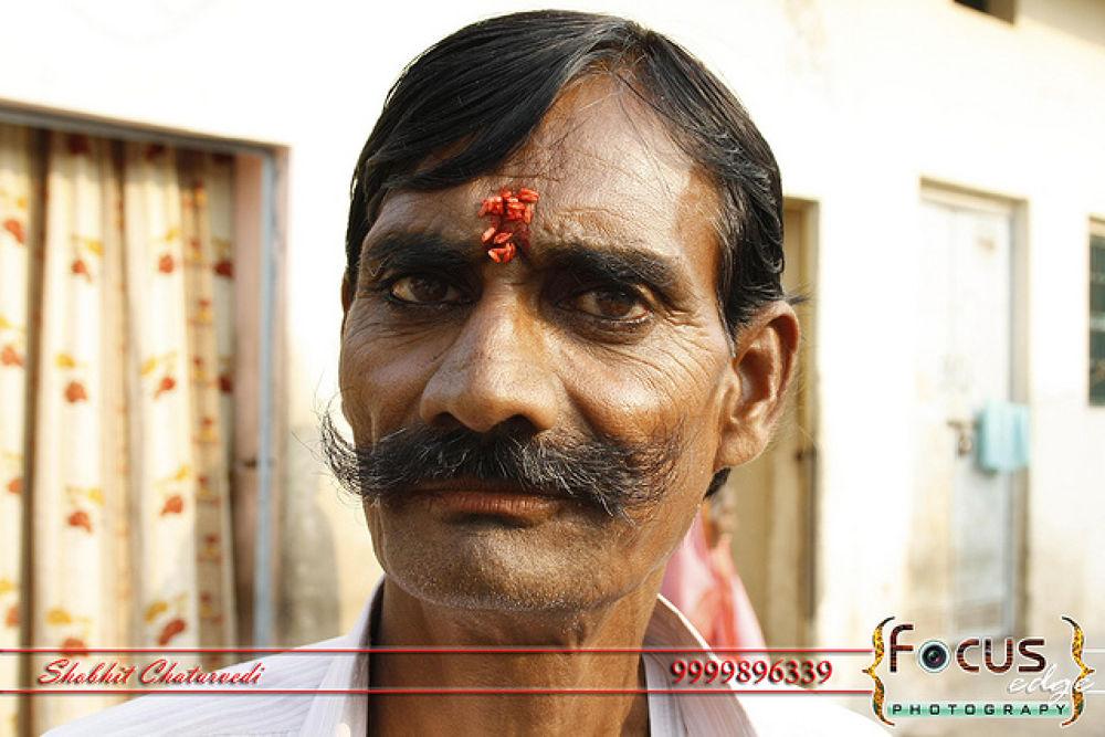 Portrait by Shobhit Chaturvedi