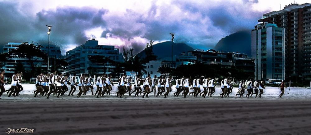 runners by cynthiaazzam