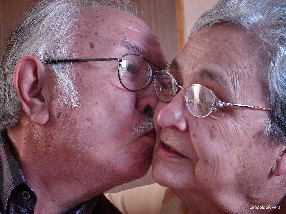 54 years together by Rivera Pastrana