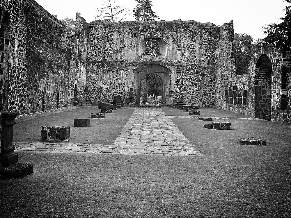 Culhuacán by Rivera Pastrana
