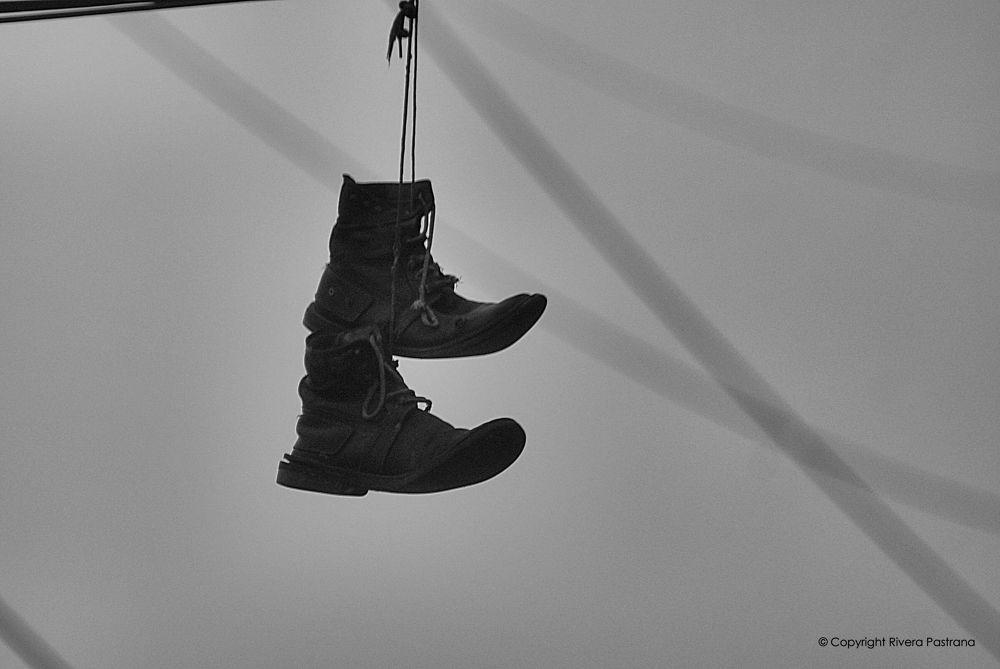 sorceress shoes by Rivera Pastrana