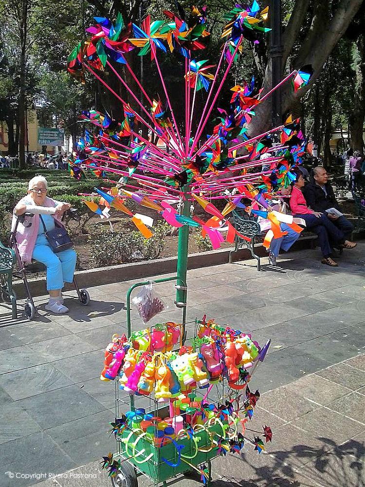 toys by Rivera Pastrana