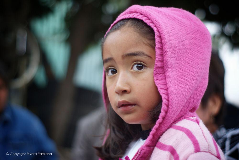 niña by Rivera Pastrana