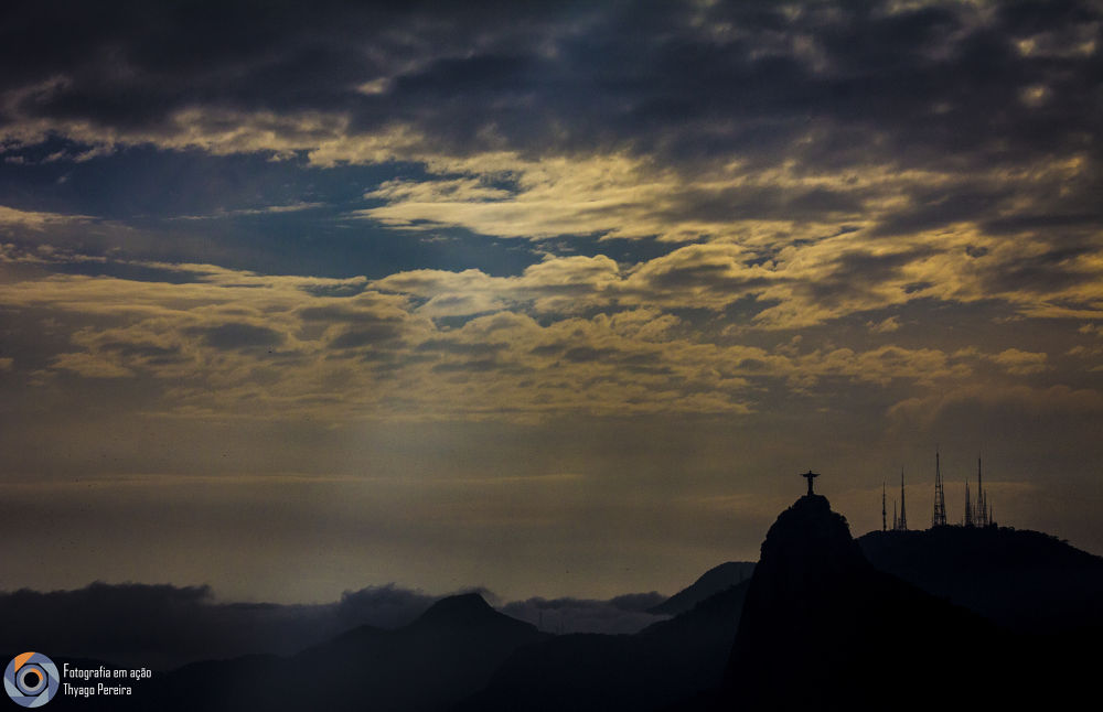 Christ the Redeemer by Thyago Pereira