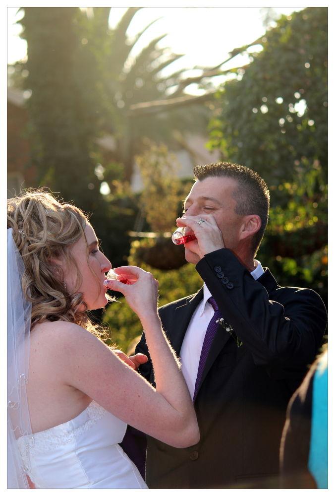 Wedding #1 by Anton Du Plessis