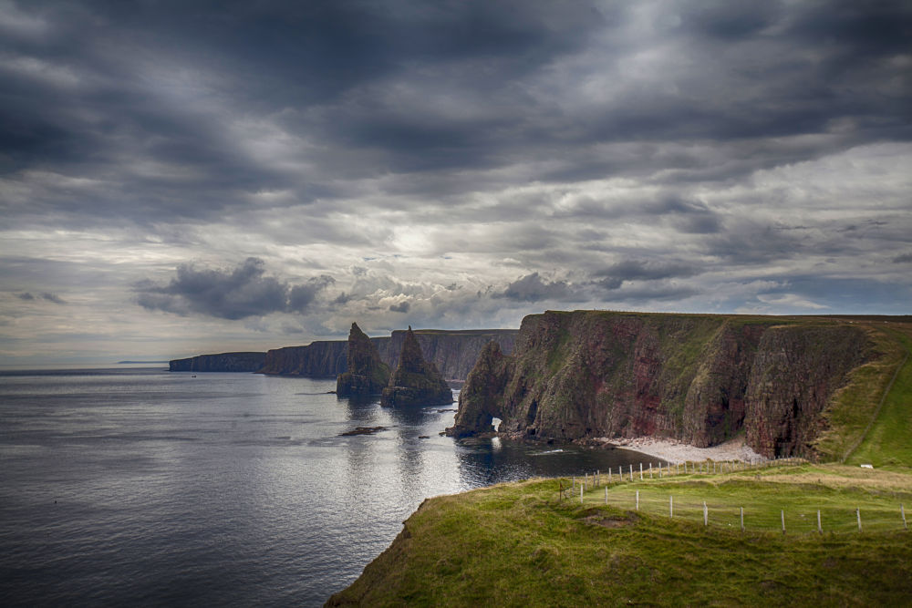 DUNCANSBY HEAD 3 by jestevelidon