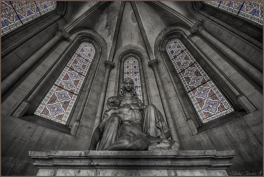 chapelle st charles borromée (la garde-83) by chris-a