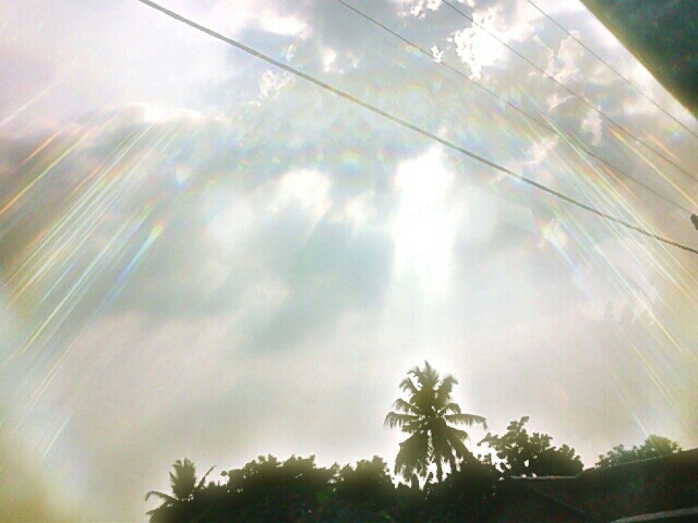 Angel Light From Sky by fahryriyandi