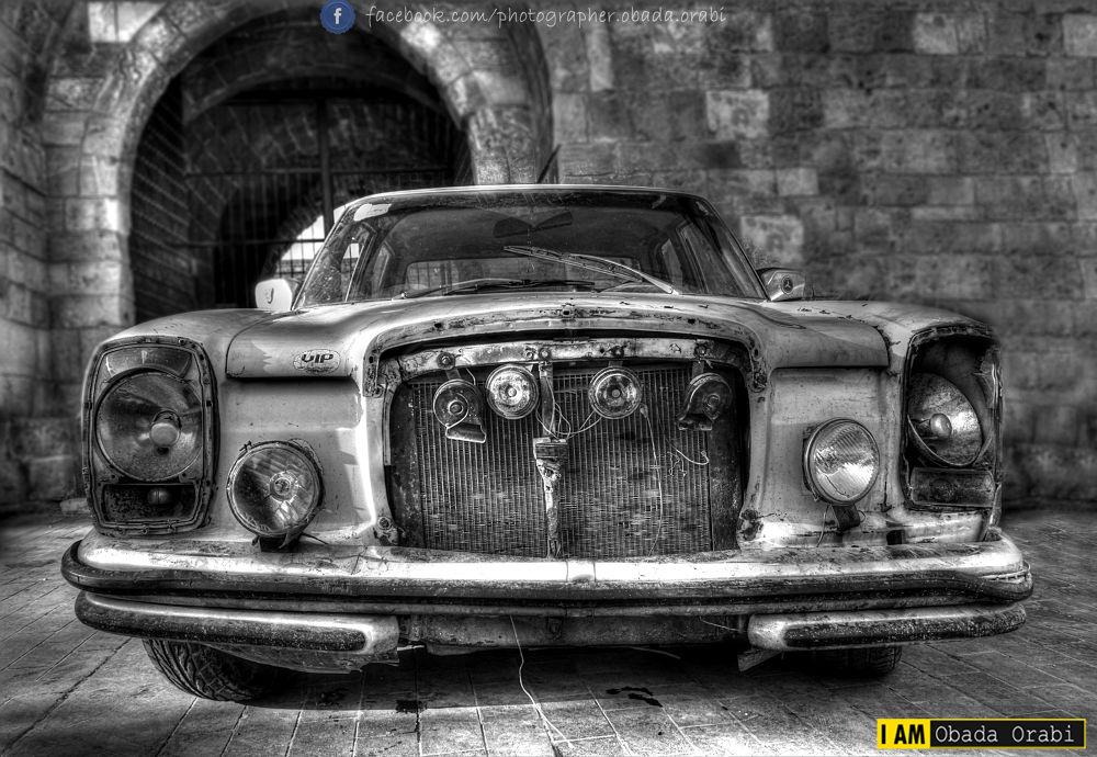 Old & Rusty  by obada orabi