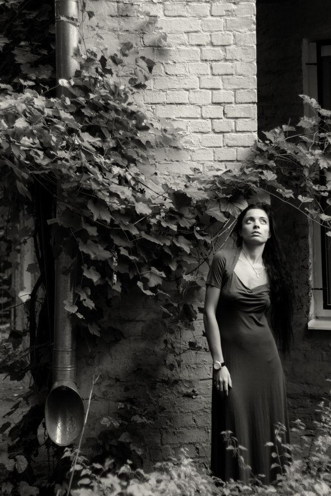Photo in Portrait #ypa2013 #b&w