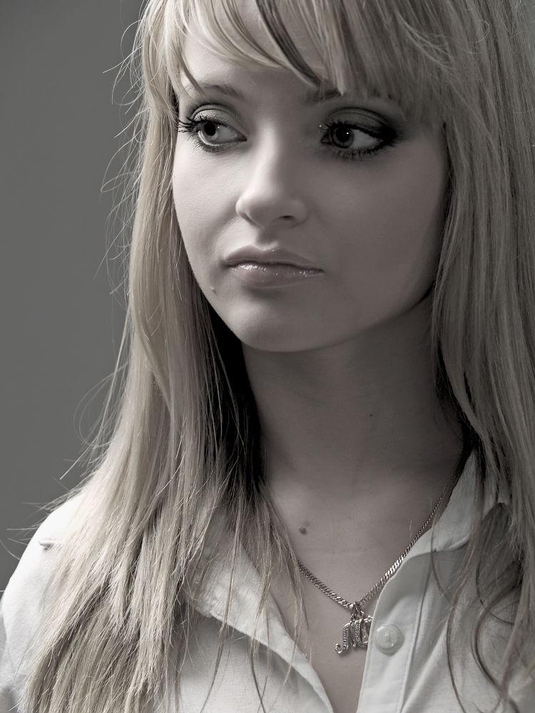 Photo in Portrait #doll #girl #portrait #beautiful #expressive #eyes