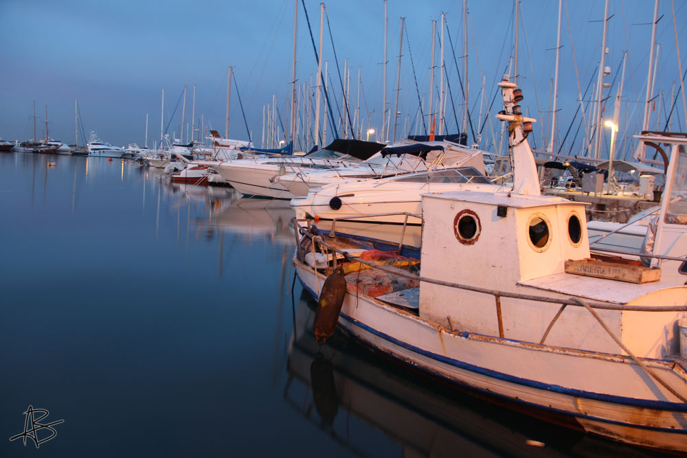 Photo in Travel #ypa2013 #sea #boat #cockboat