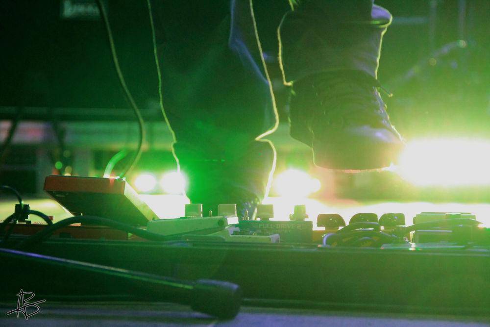 Photo in Random #lights #rock #concert