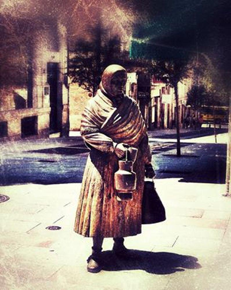 Photo in Random #galicia monumentos