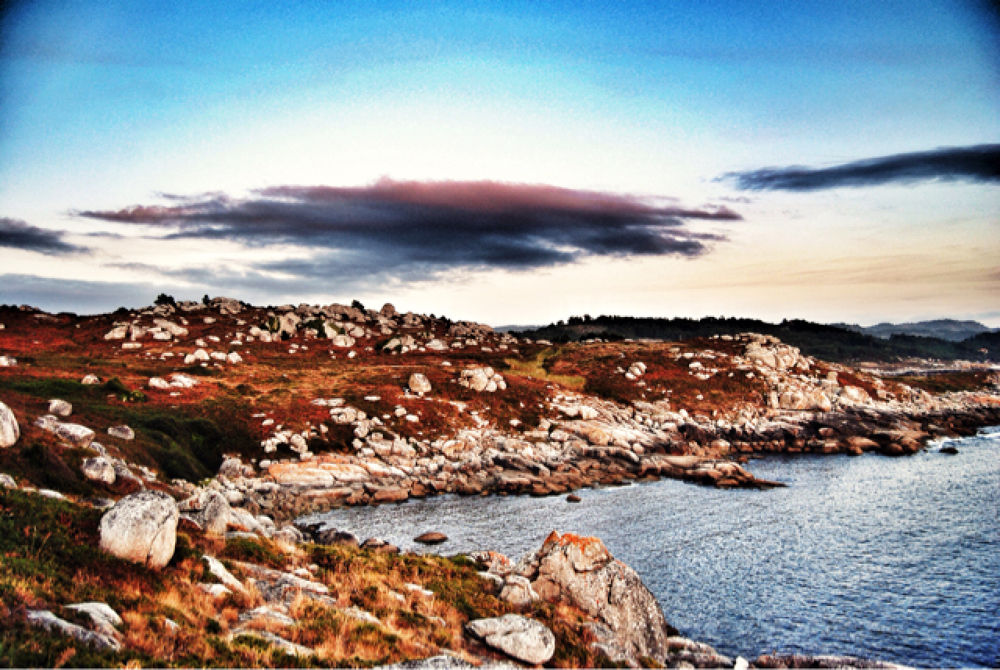 Cabo Udra en Bueu. Pontevedra. Galicia by xosebangueses