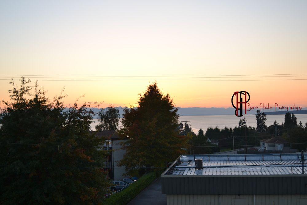 Tonight sunset Oct 12,2013 by blairehobbs