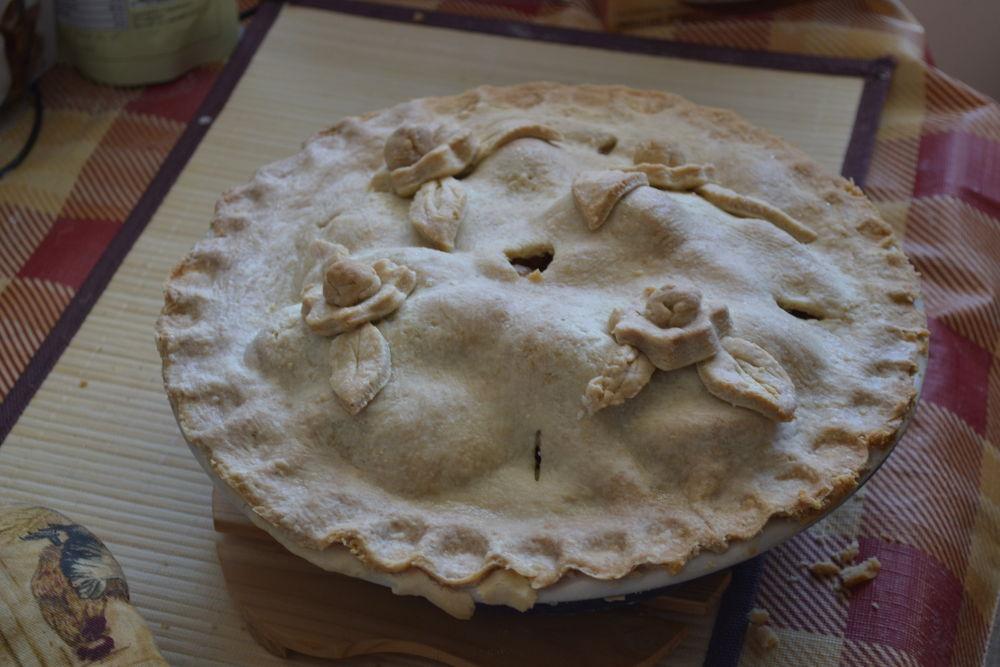 Apple Pie by blairehobbs