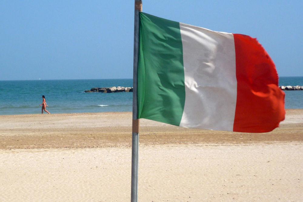 ITALIAN FLAG by guidozong
