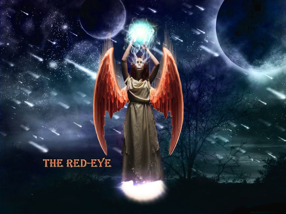 Angel by The Red-EYE