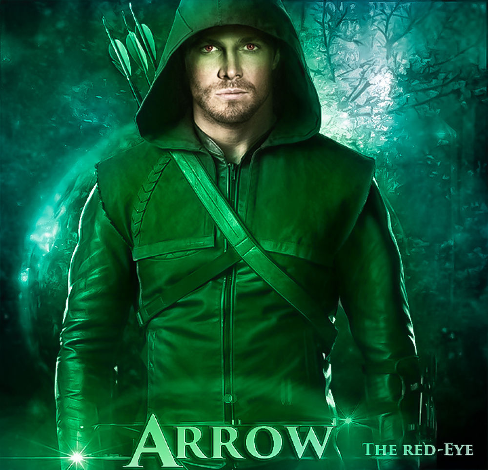 Arrow by The Red-EYE