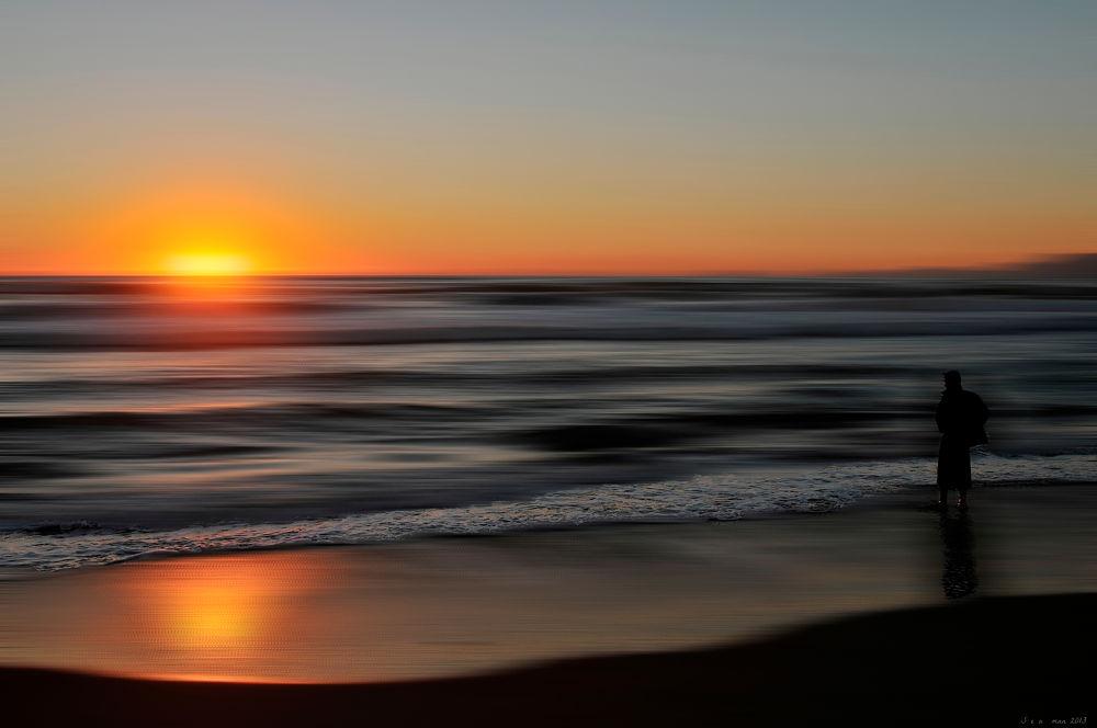 Wispering a prayer by Sea Man (Stefano Massa)