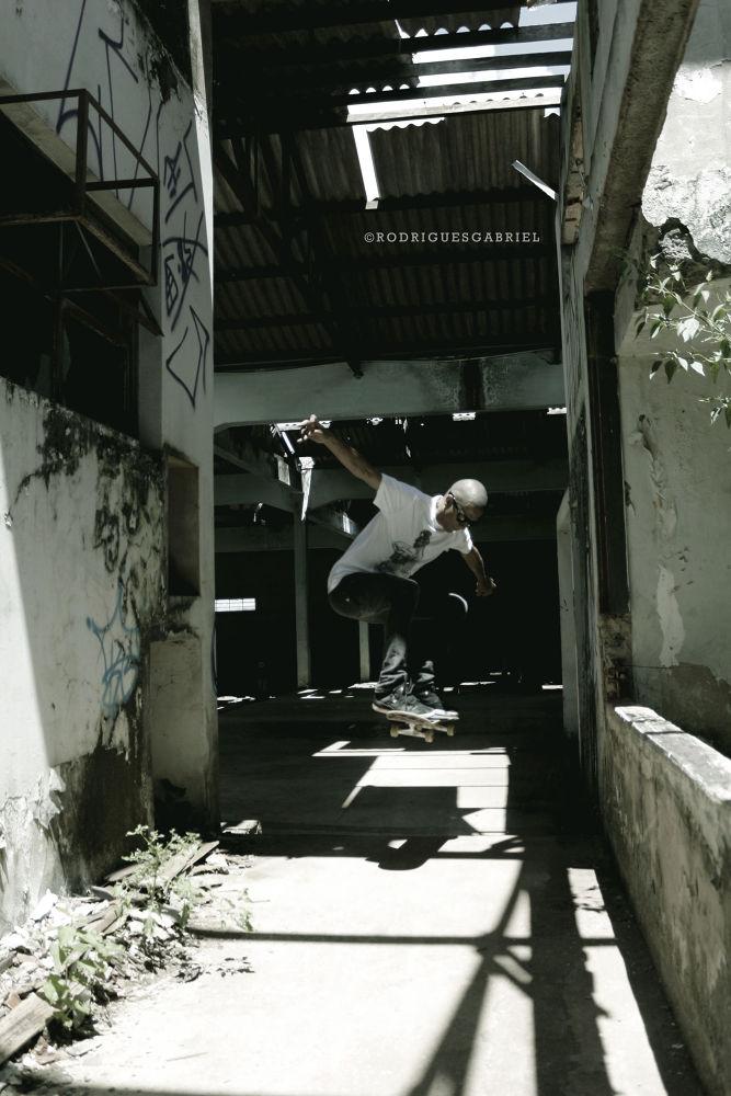 Photo in Sports #skate #skateboard #skateboarding #ollie #jump