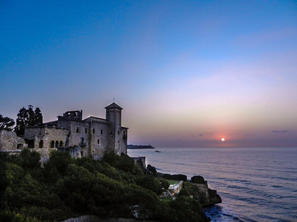 Castillo de Tamarit (Tarragona) by jrmaleman