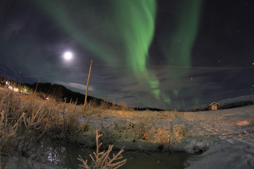 007 the aurora.. by vidar mathisen