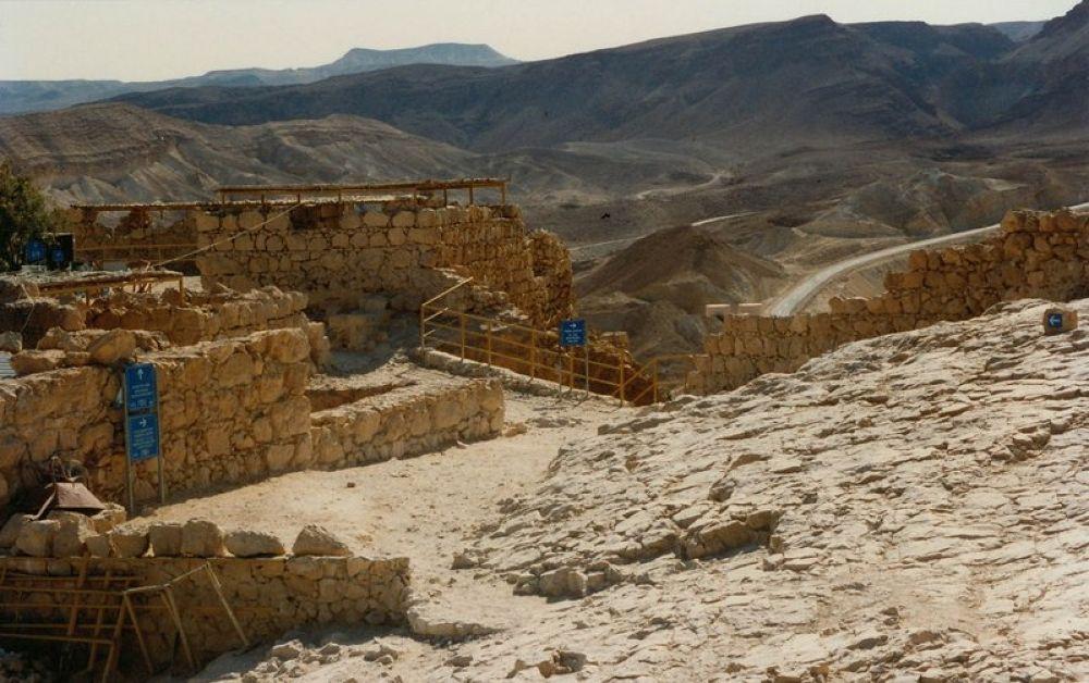 Israel_Masada-107 by Arie Boevé