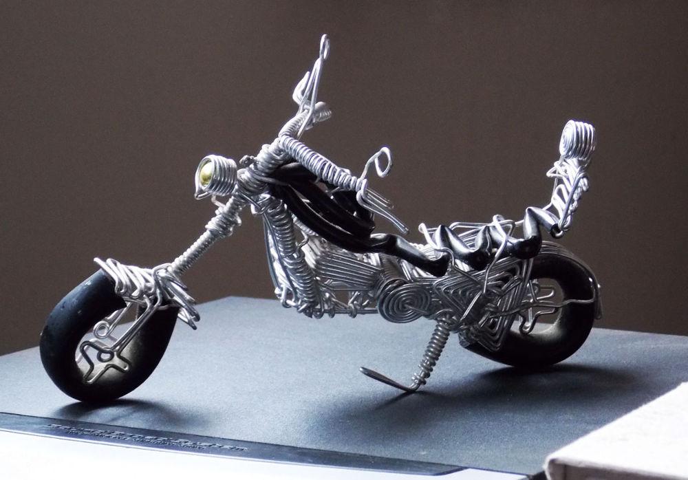 Mini Intruder 125cc by amokwa