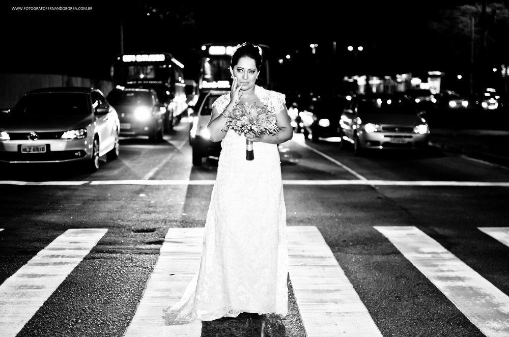 Photo in Wedding #street wedding fernando borba