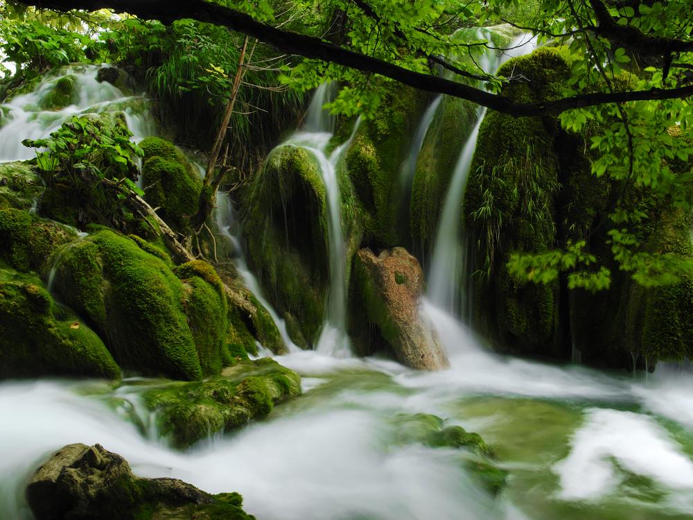 Plitvice Lakes National Park Wp TW by igormuzic